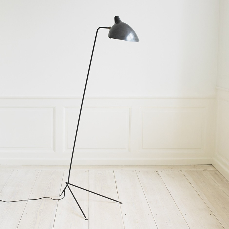 Serge mouille standing floor lamp serge mouille standing floor lamp 63 aloadofball Images
