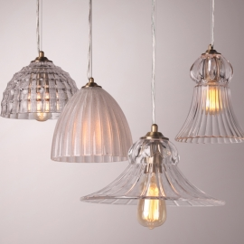 New Art Glass Pendant Lamp