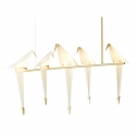 Umat Yamac Perch Branch Pendant Light