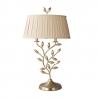 GOLDEN BRASS LEAF BRANCH TABLE LAMP