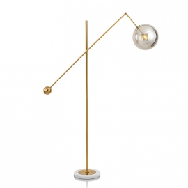 Morden Planet Glass Floor Lamp