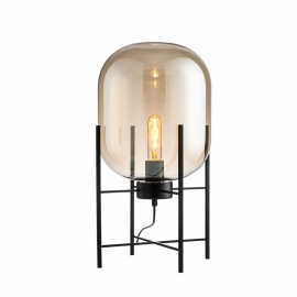 BROKIS LANTERN GLASS TABLE LAMP