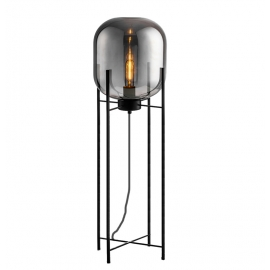 BROKIS LANTERN GLASS FLOOR LAMP