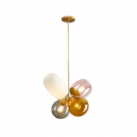 Nordic Mordern Balloon Glass Pendant Lamp