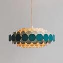 Doria Leuchten Hanging  Postmodern Lamp