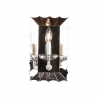 LD Vintage Mirrored Sconce Wall Lamp