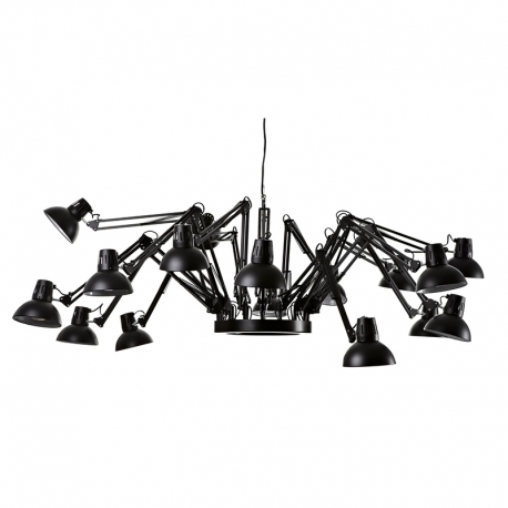 Industrial Chandelier Dear Ingo Spider Lamp