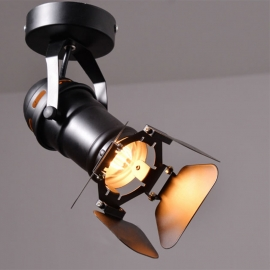 Iron Track Ceiling Lamp M
