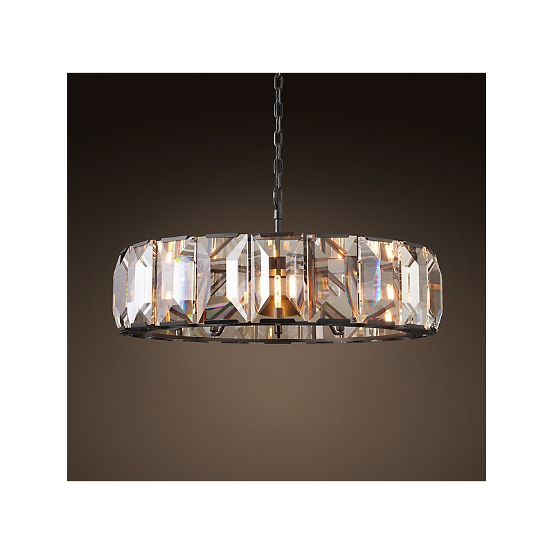 Top Industrial Lighting With Crystals @OI45