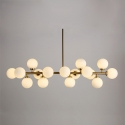 Suspension Starry G4 Bulbs Chandelier Lamp