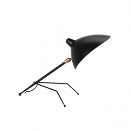 High Quality Replica Serge Mouille Tripod Desk Lamp