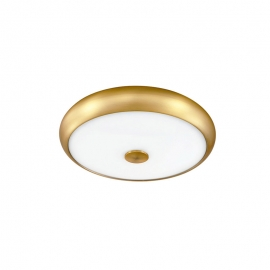 Classical Brass Vintage Ceiling Lamp